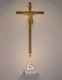 Oto krzyż w całej okazałości.
